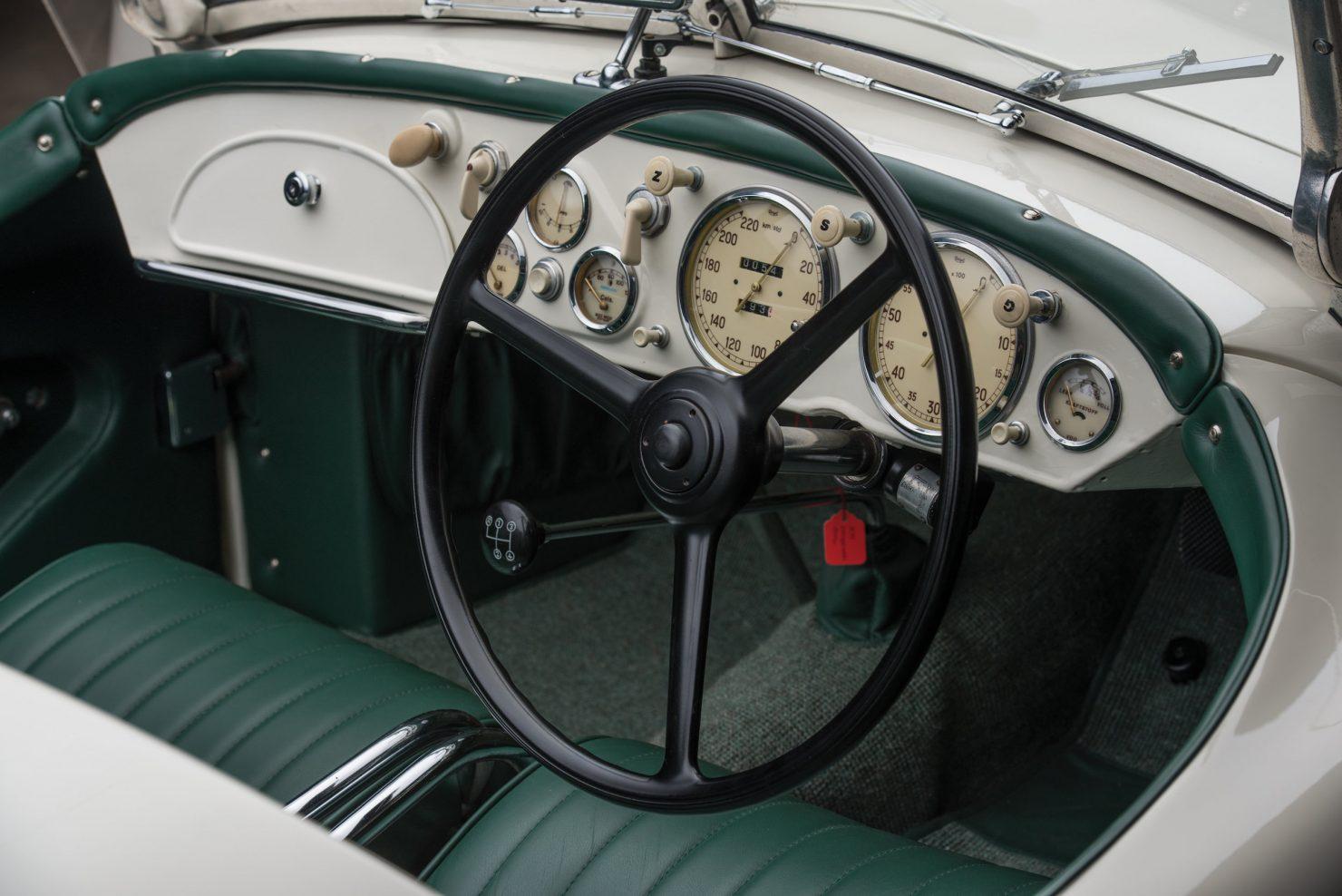 Frazer Nash BMW 328 8 1480x988 - Dickie Stoop's 1939 Frazer Nash-BMW 328