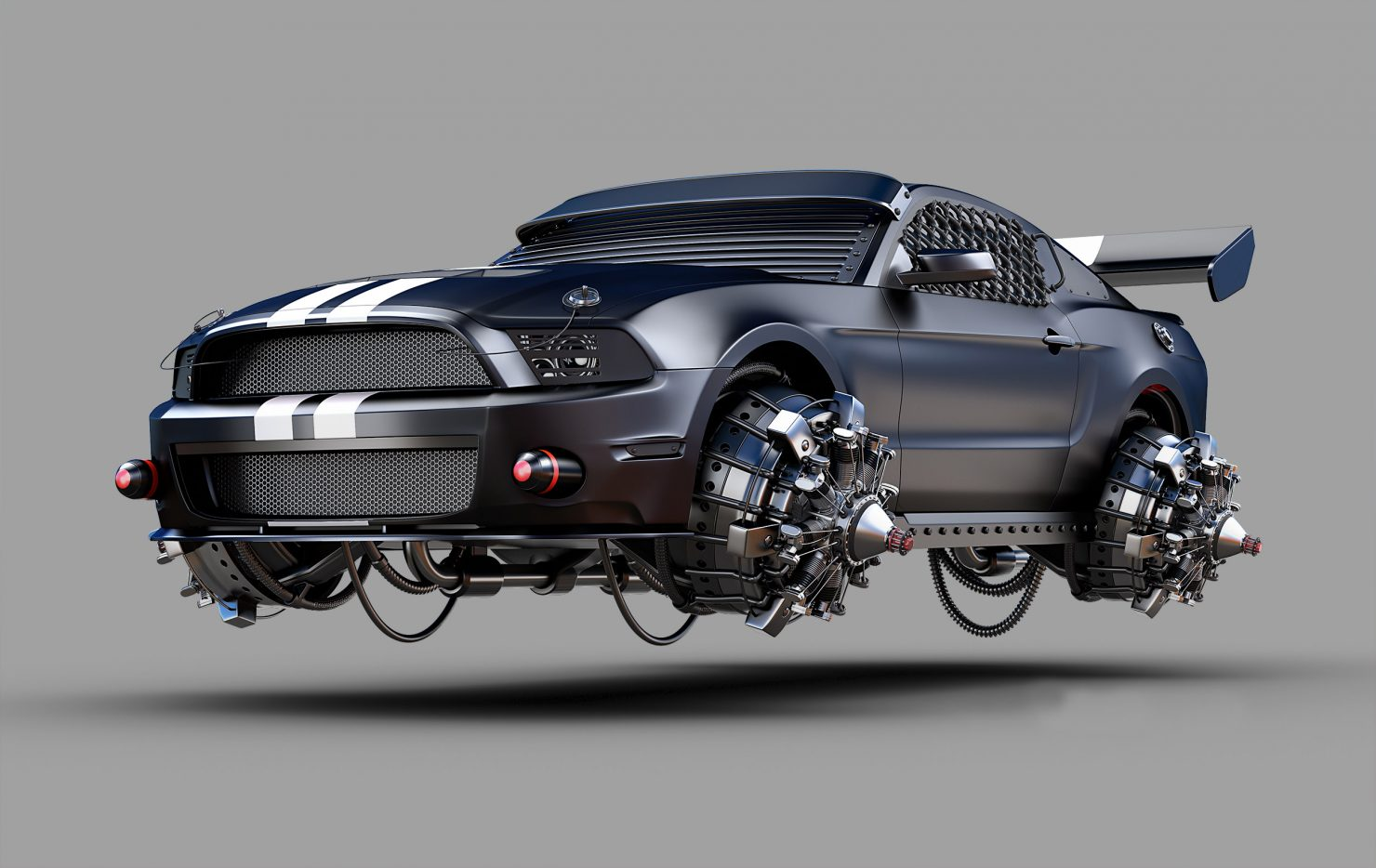 HOVER MUSTANG 1480x934 - The Vehicles of Jomar Machado