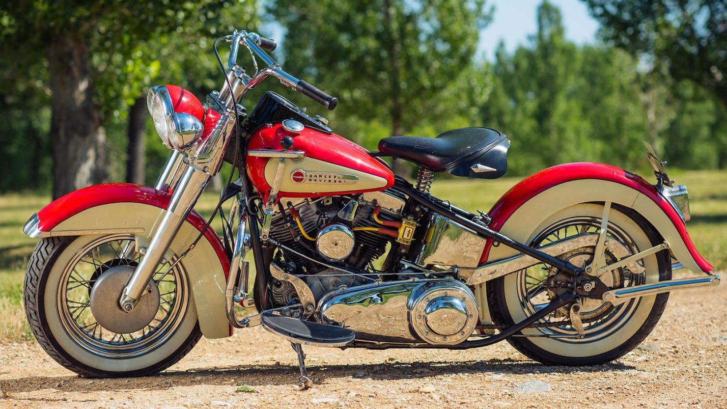 1949 Harley Davidson Fl Panhead