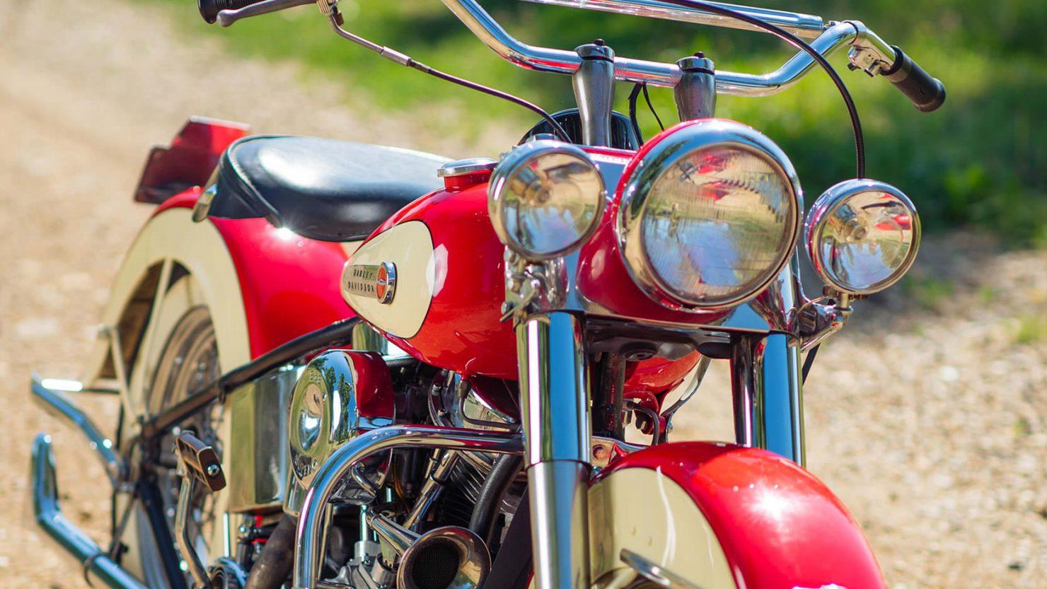 Harley Davidson FL Panhead 10 1480x833 - 1949 Harley-Davidson FL Panhead