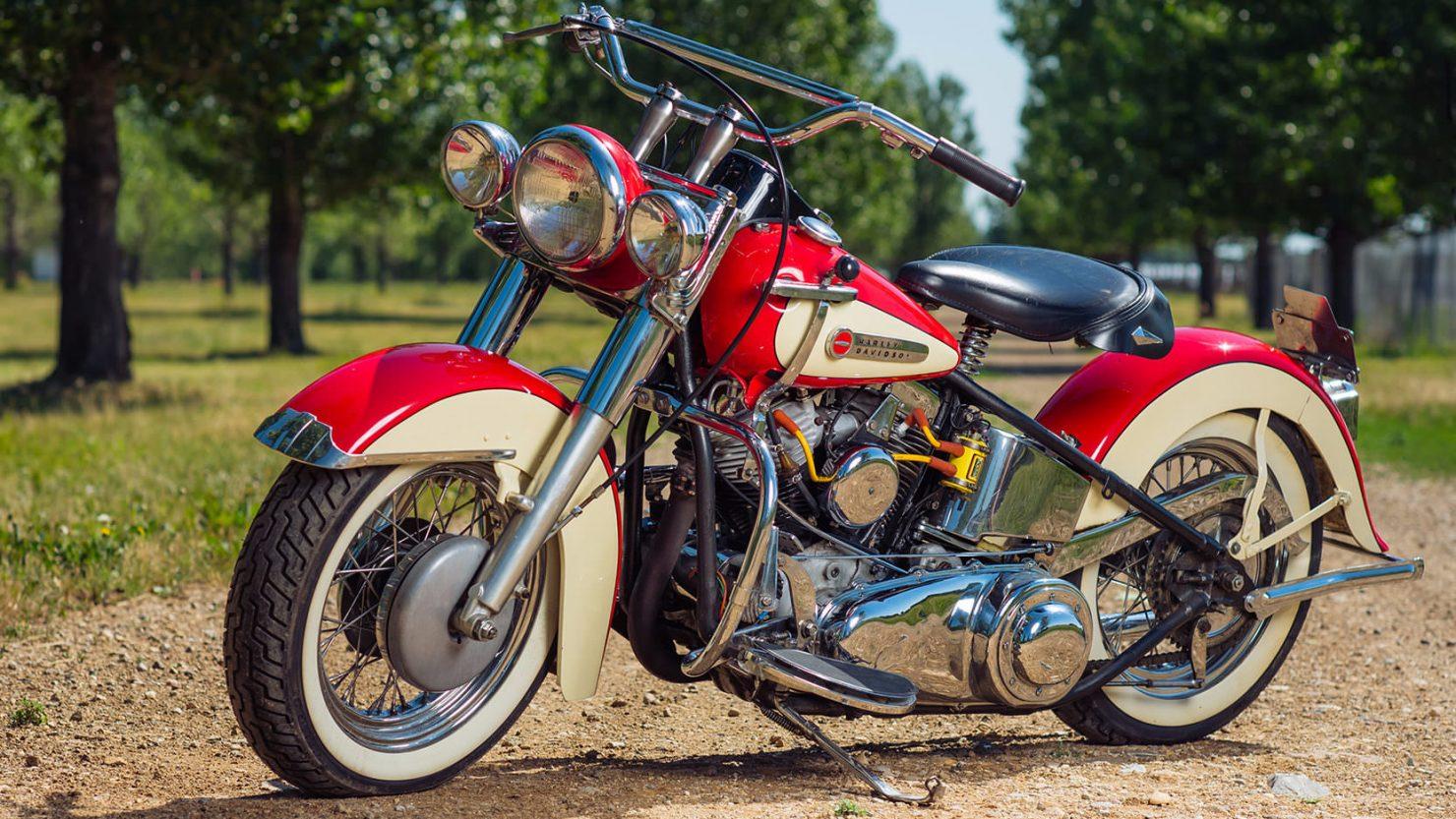 Harley Davidson FL Panhead 2 1480x833 - 1949 Harley-Davidson FL Panhead