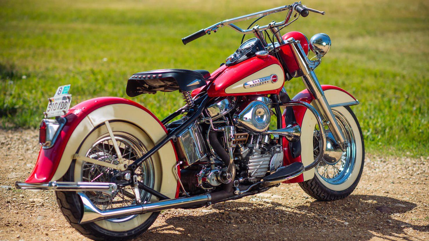 Harley Davidson FL Panhead 3 1480x833 - 1949 Harley-Davidson FL Panhead