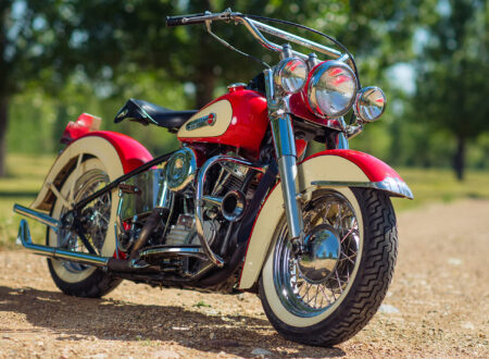 Harley Davidson FL Panhead 450x330 - 1949 Harley-Davidson FL Panhead