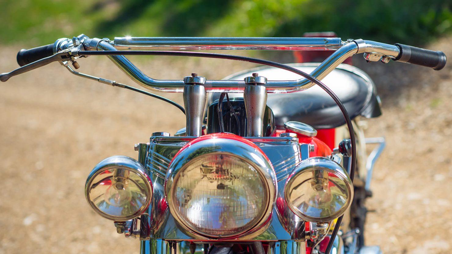Harley Davidson FL Panhead 8 1480x833 - 1949 Harley-Davidson FL Panhead