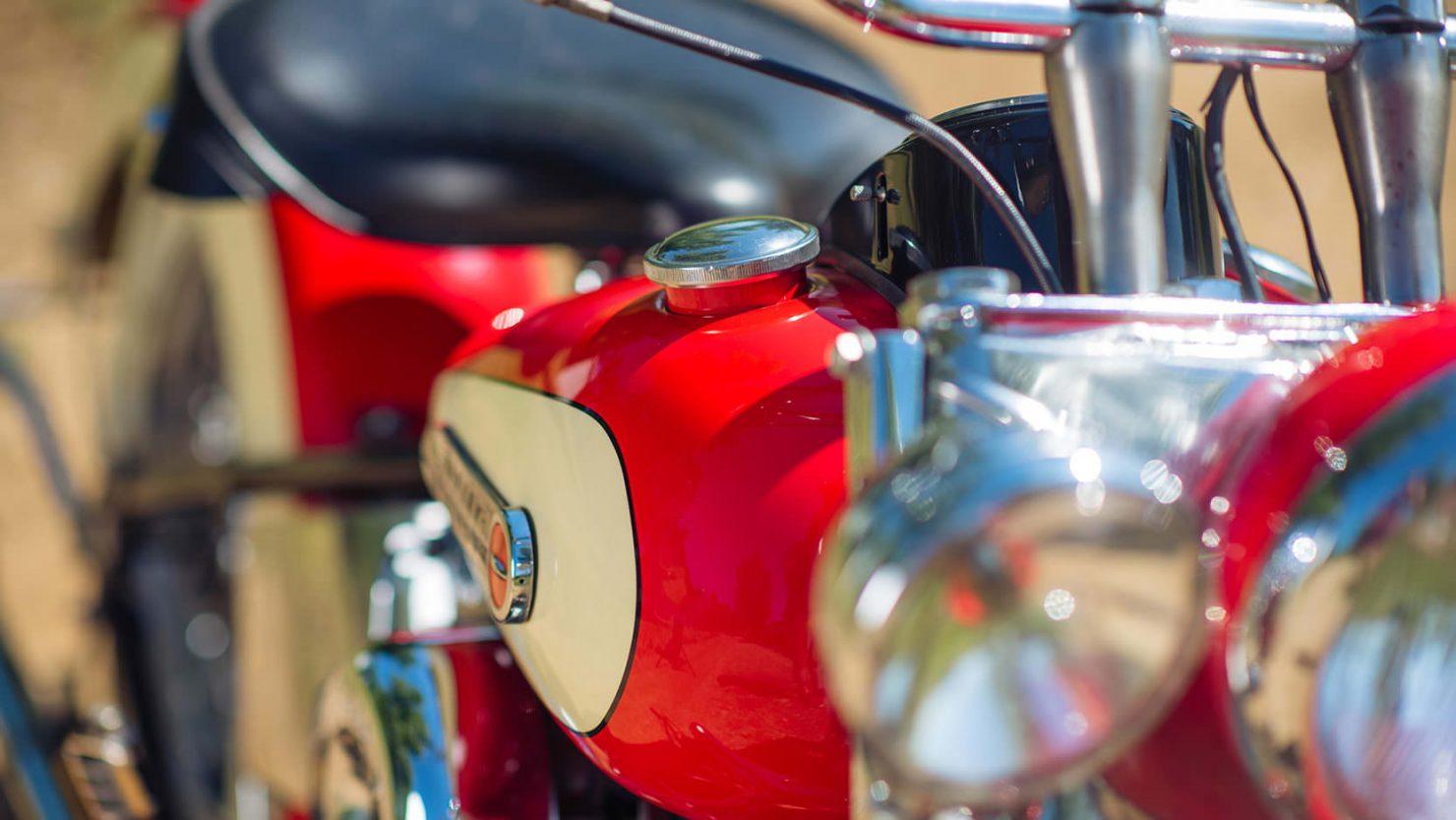 Harley Davidson FL Panhead 9 1480x833 - 1949 Harley-Davidson FL Panhead