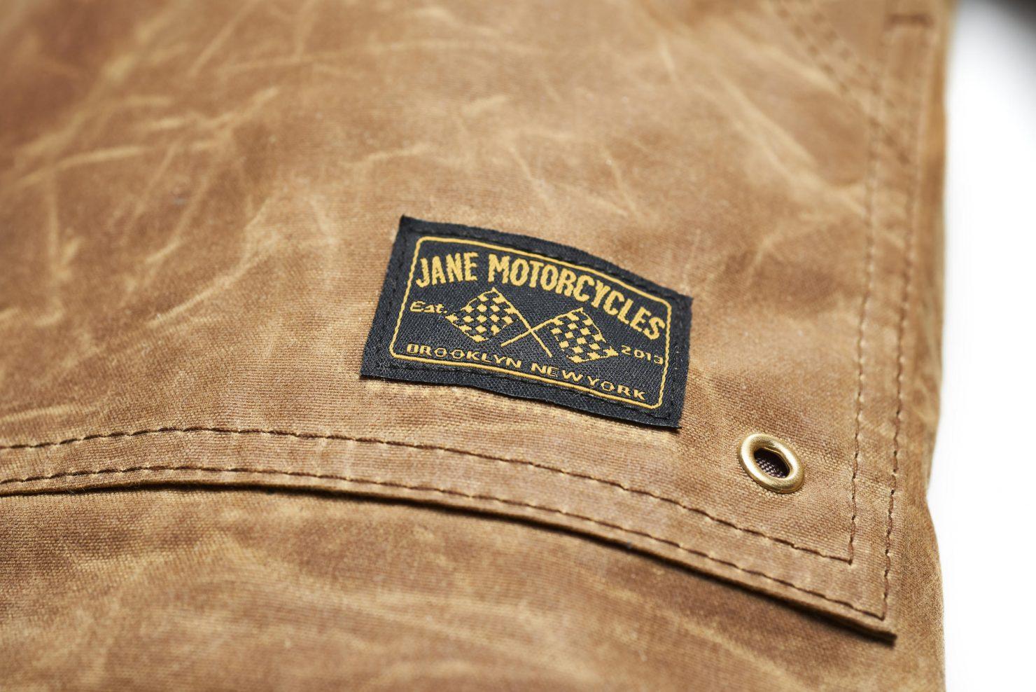 Jane Motorcycles Driggs Jacket Detail 3 1480x988 - Jane Motorcycles Driggs Jacket