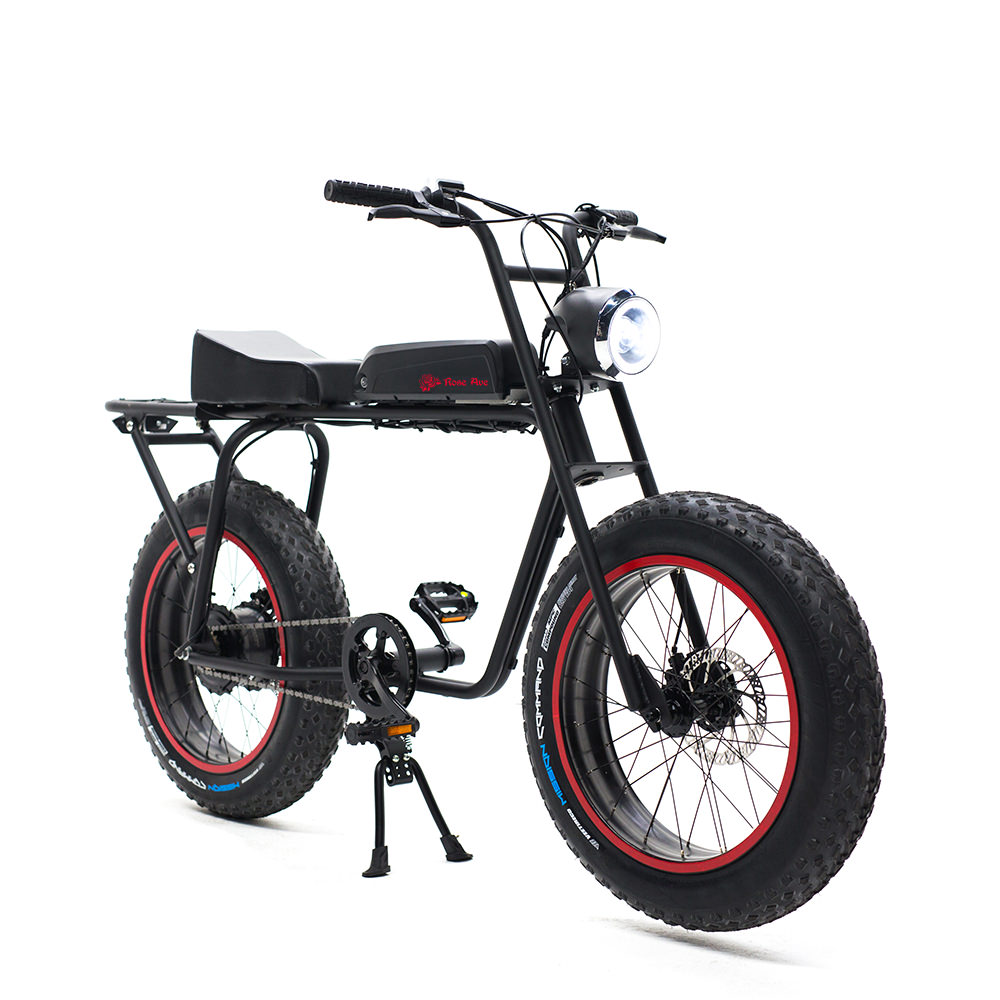 Lithium Cycles Super 73 Scout Electric Bicycle 2 - Lithium Cycles Super 73 Scout