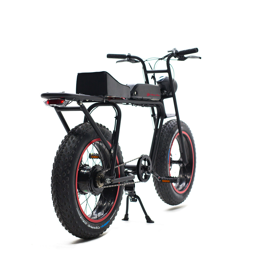 Lithium Cycles Super 73 Scout Electric Bicycle 4 - Lithium Cycles Super 73 Scout