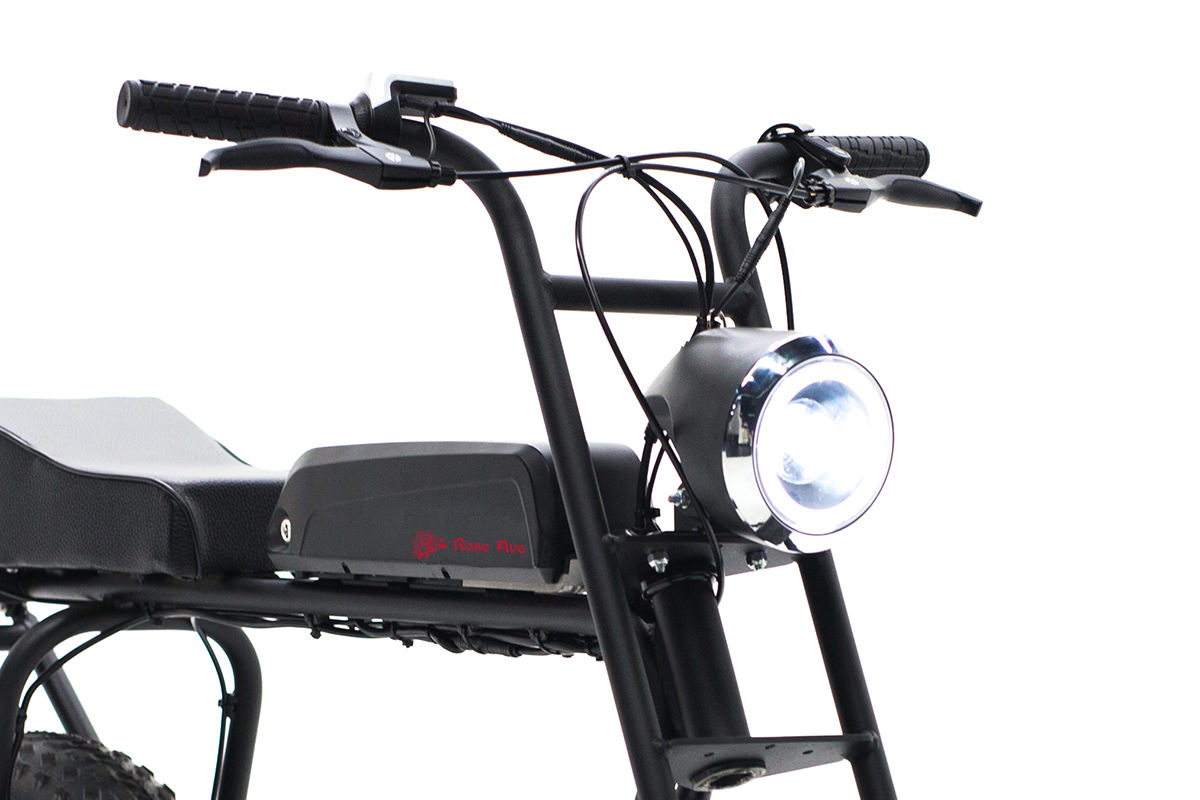 Lithium Cycles Super 73 Scout Electric Bicycle 5 - Lithium Cycles Super 73 Scout