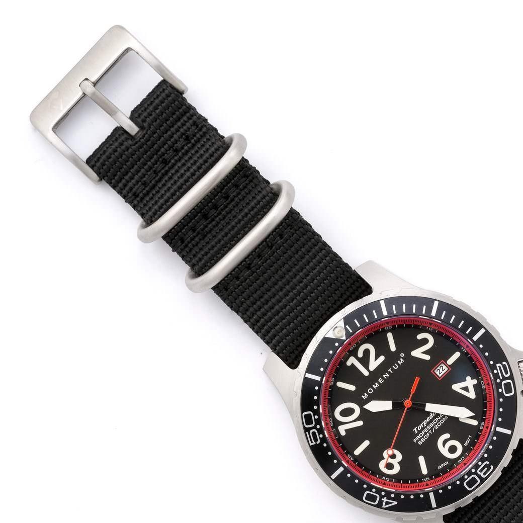 Momentum Torpedo Blast Watch 1 - Momentum Torpedo Blast Watch