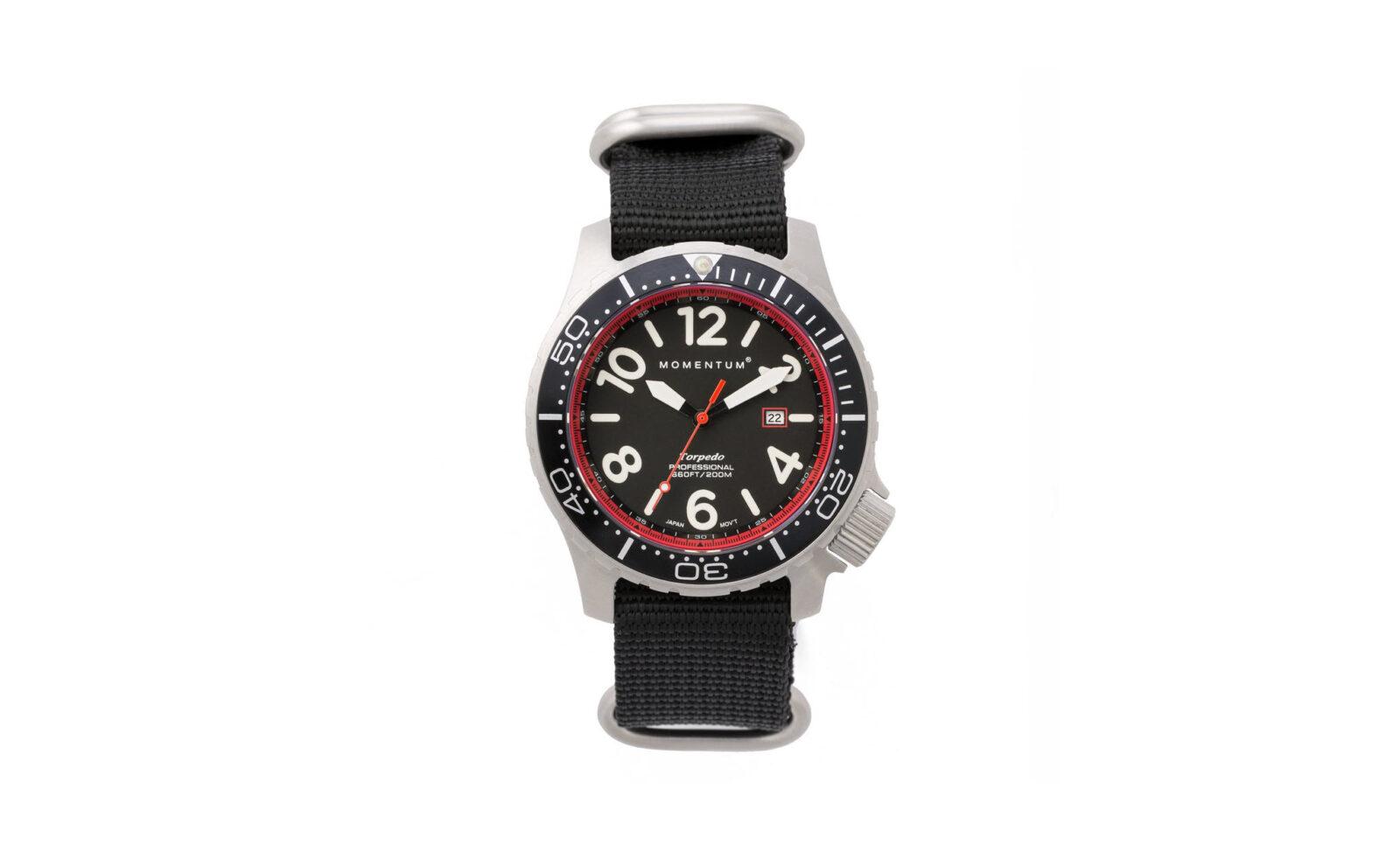Momentum Torpedo Blast Watch