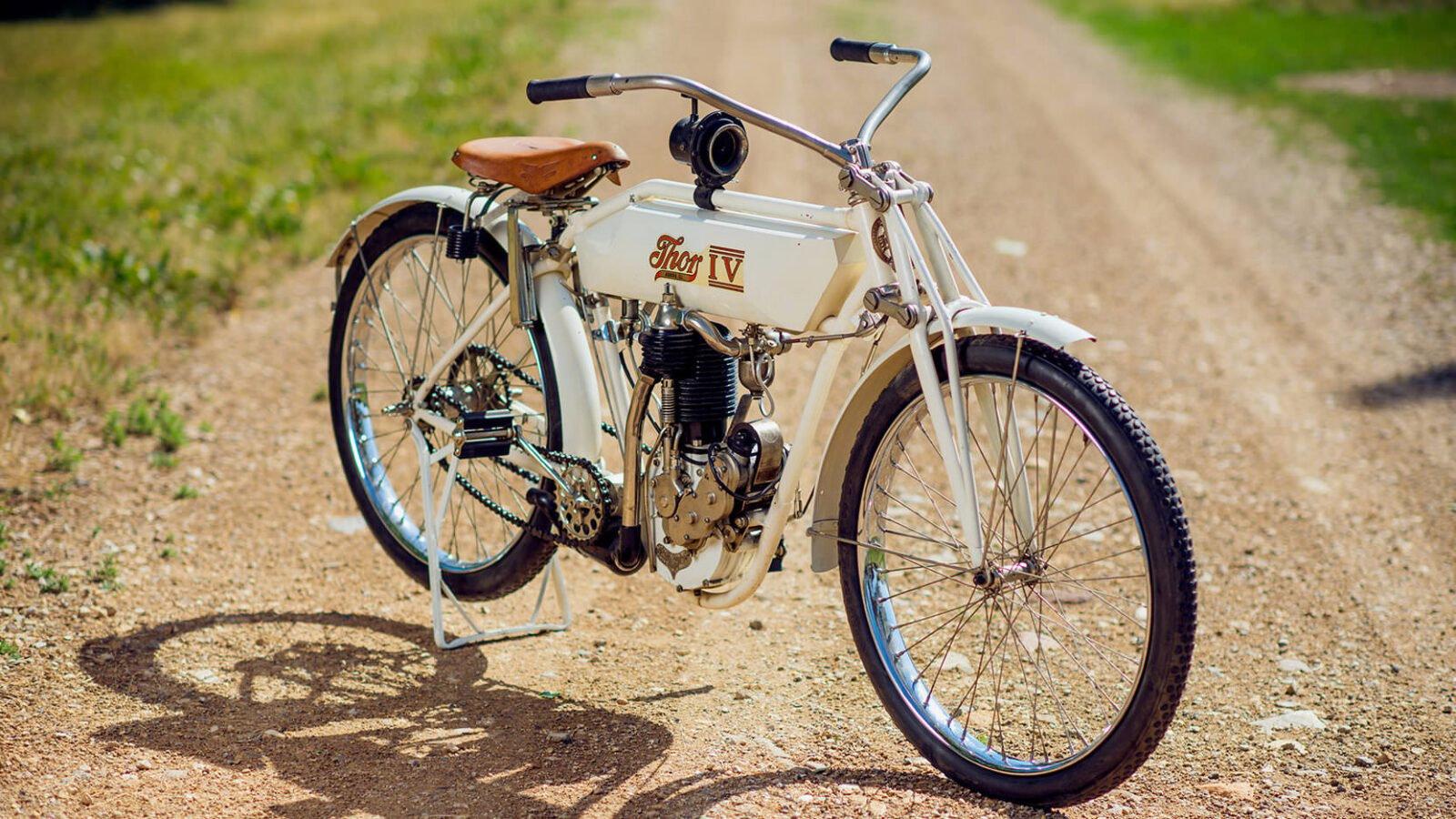 Thor Single Motorcycle 1600x900
