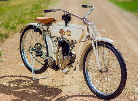 Thor Single Motorcycle 450x330 - 1910 Thor Single