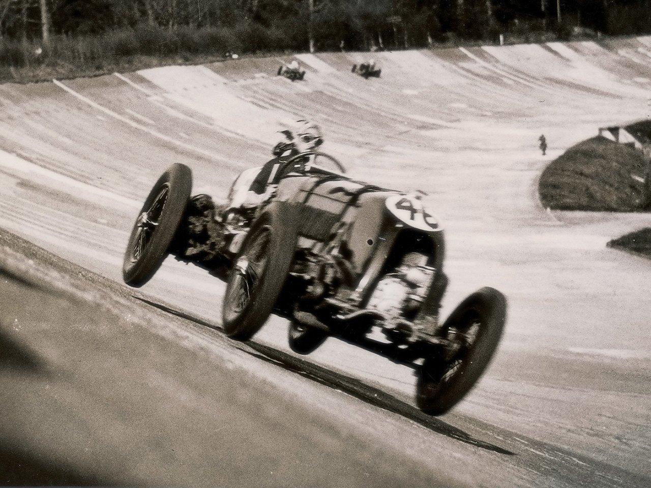 Tim Birkin - Documentary: Full Throttle - The Life of Tim Birkin