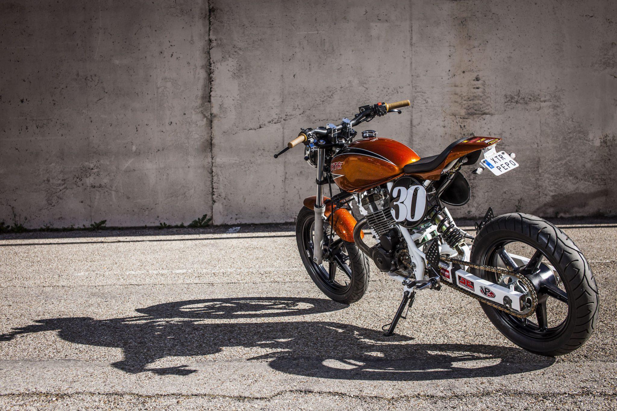 XTR Pepo Honda CBF 250 3 - XTR Pepo Honda CBF 250 Tracker