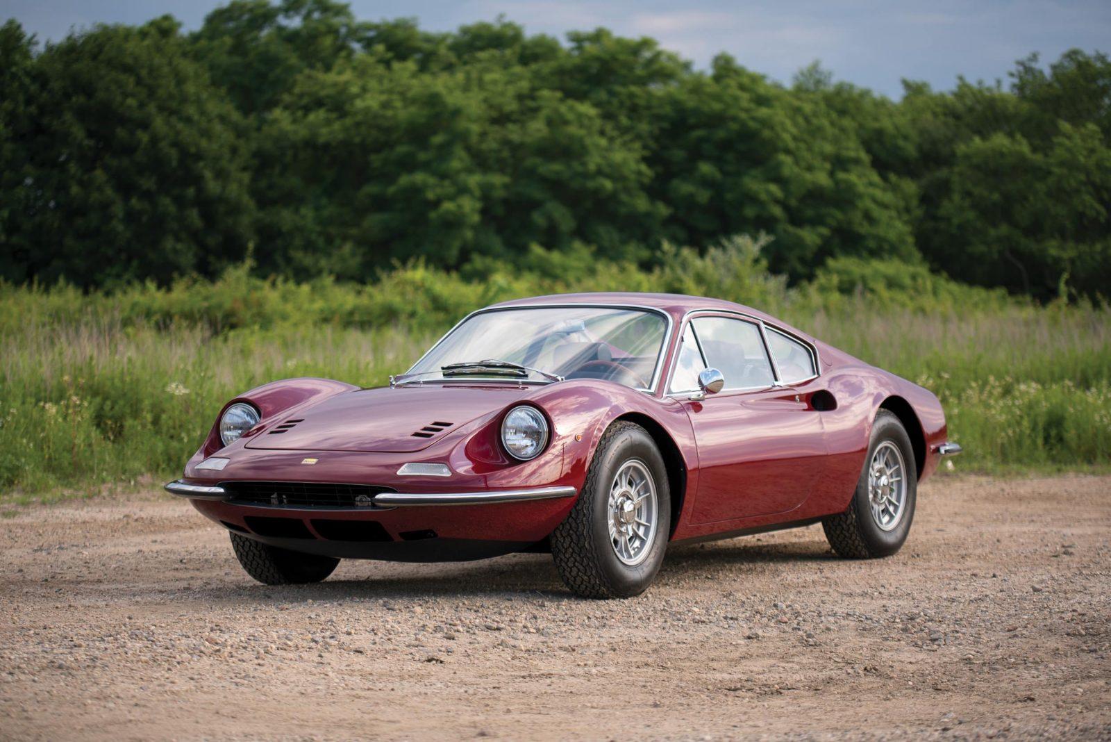 ferrari dino 246 1 1600x1068 - 1969 Ferrari Dino 246 GT