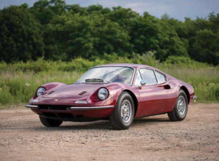 ferrari dino 246 1 450x330 - 1969 Ferrari Dino 246 GT