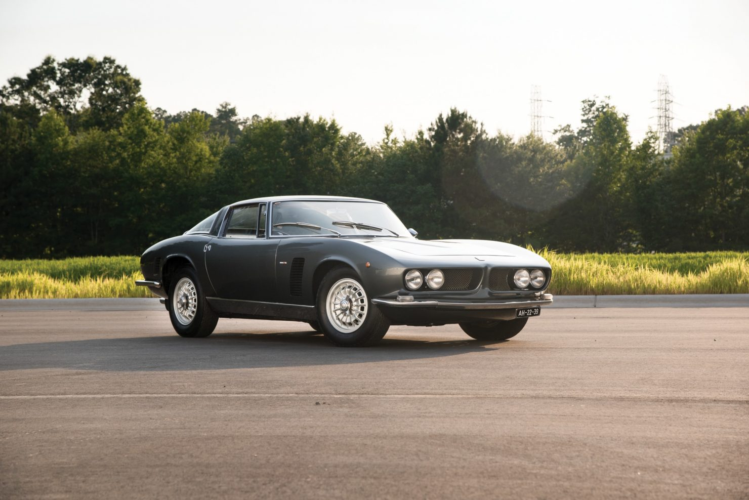 iso grifo car 1 1480x988 - 1966 Iso Grifo GL Series I