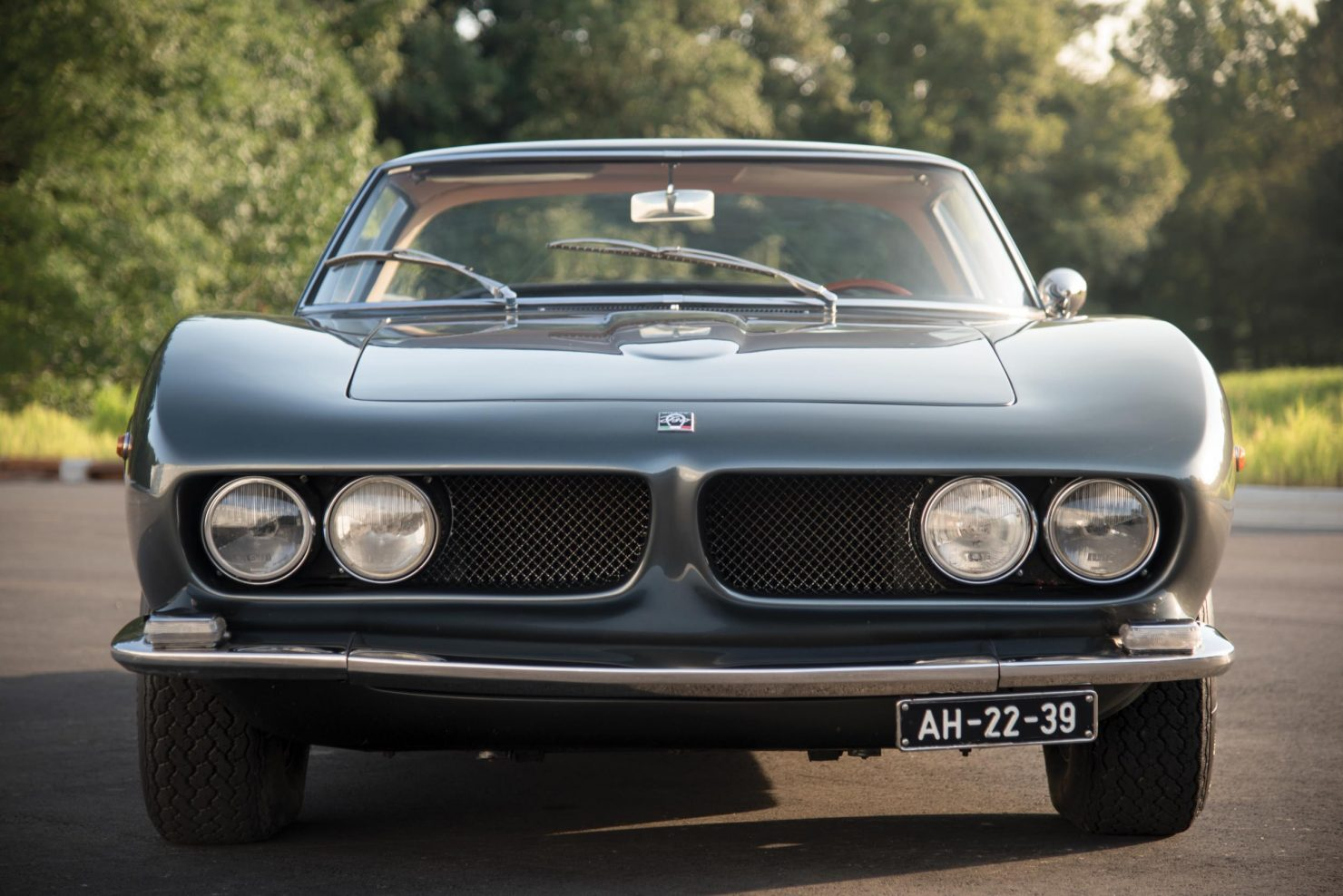 iso grifo car 10 1480x988 - 1966 Iso Grifo GL Series I