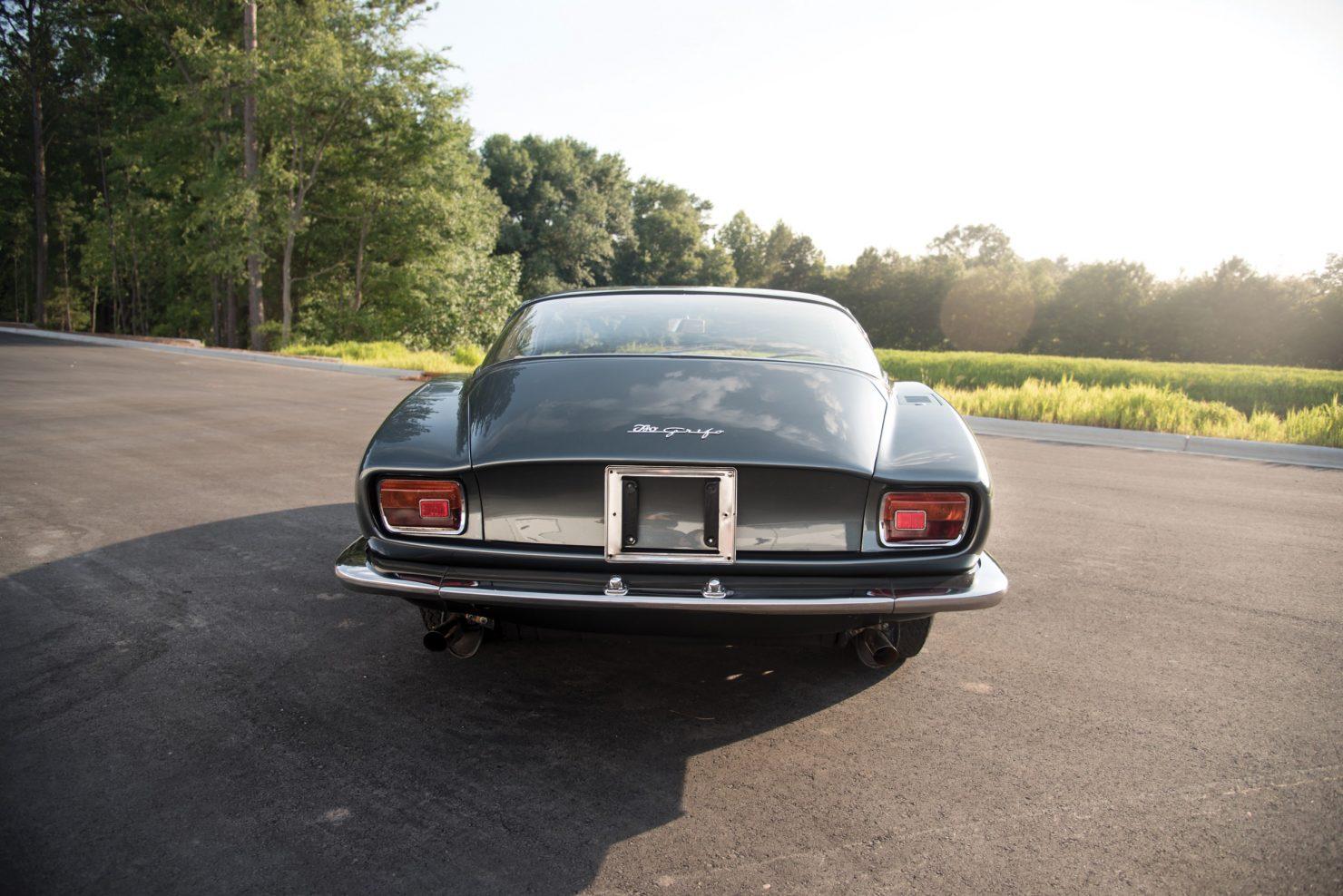 iso grifo car 11 1480x988 - 1966 Iso Grifo GL Series I