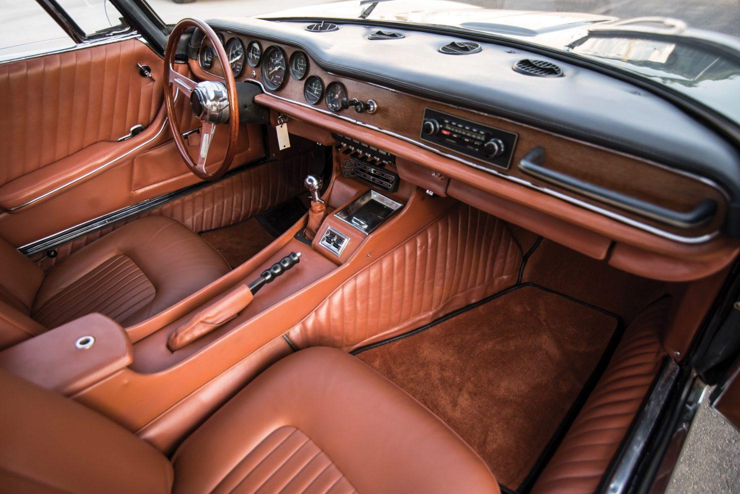 iso grifo car 12 1480x988 - 1966 Iso Grifo GL Series I