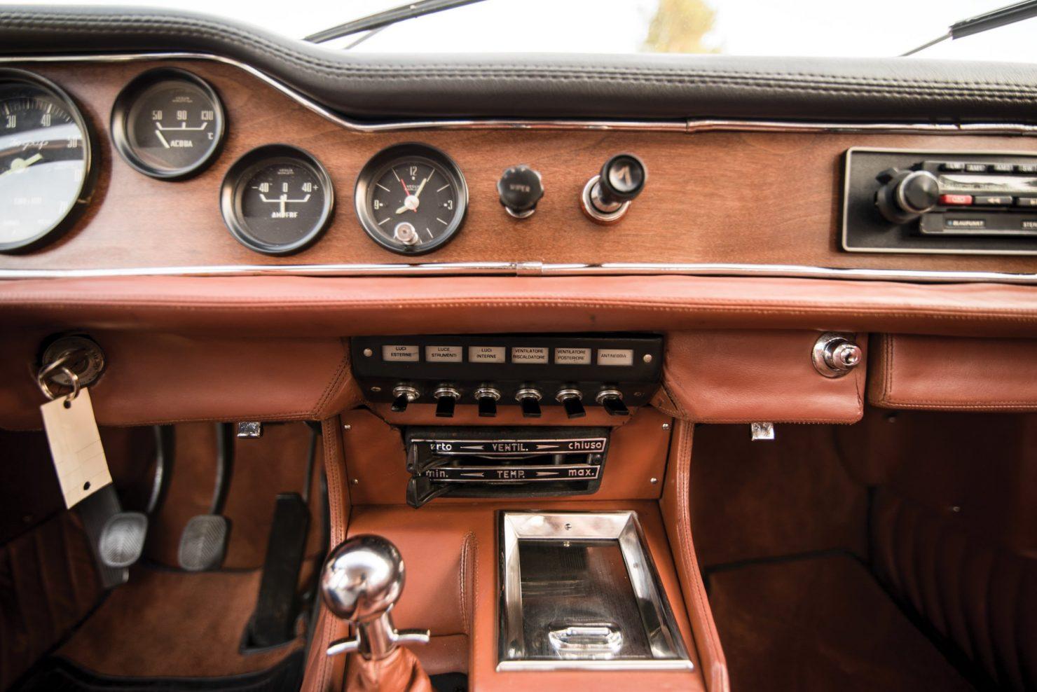 iso grifo car 14 1480x988 - 1966 Iso Grifo GL Series I
