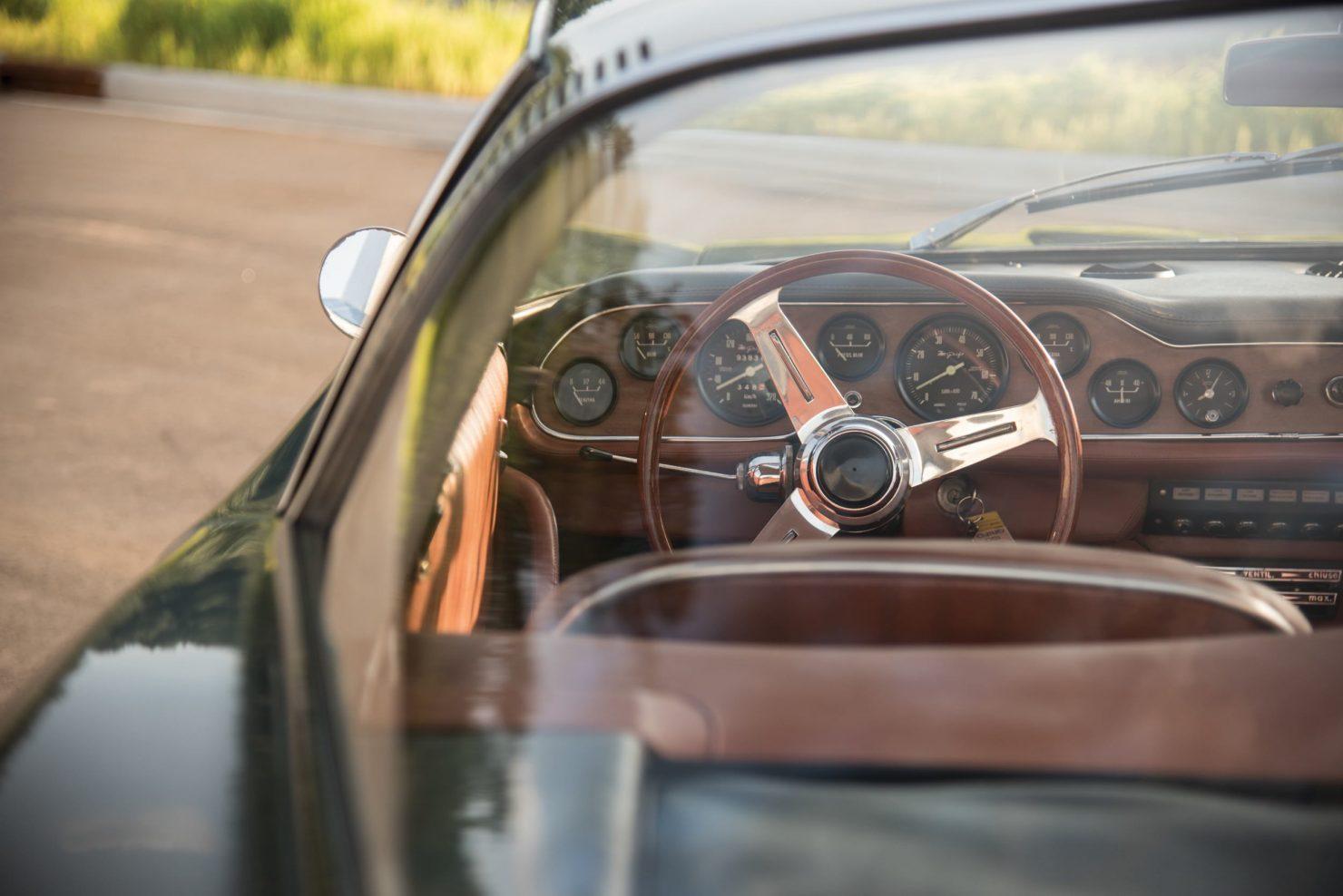 iso grifo car 17 1480x988 - 1966 Iso Grifo GL Series I