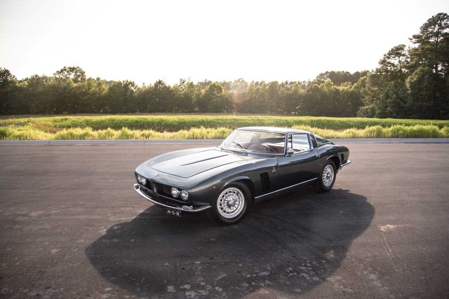 iso grifo car 18 1480x988 - 1966 Iso Grifo GL Series I