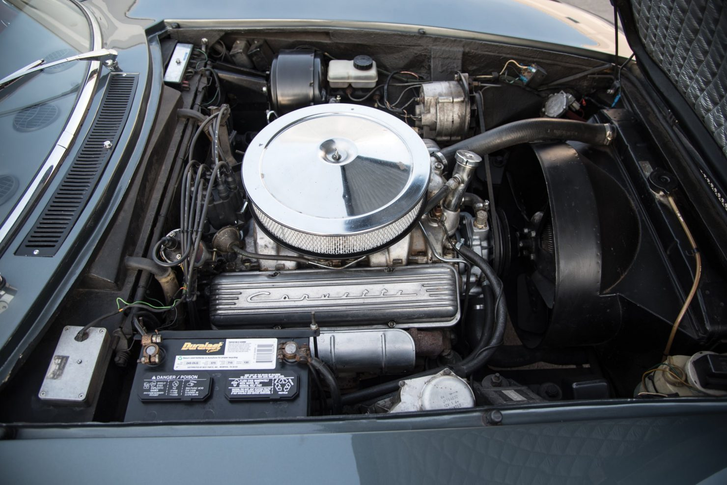 iso grifo car 22 1480x988 - 1966 Iso Grifo GL Series I