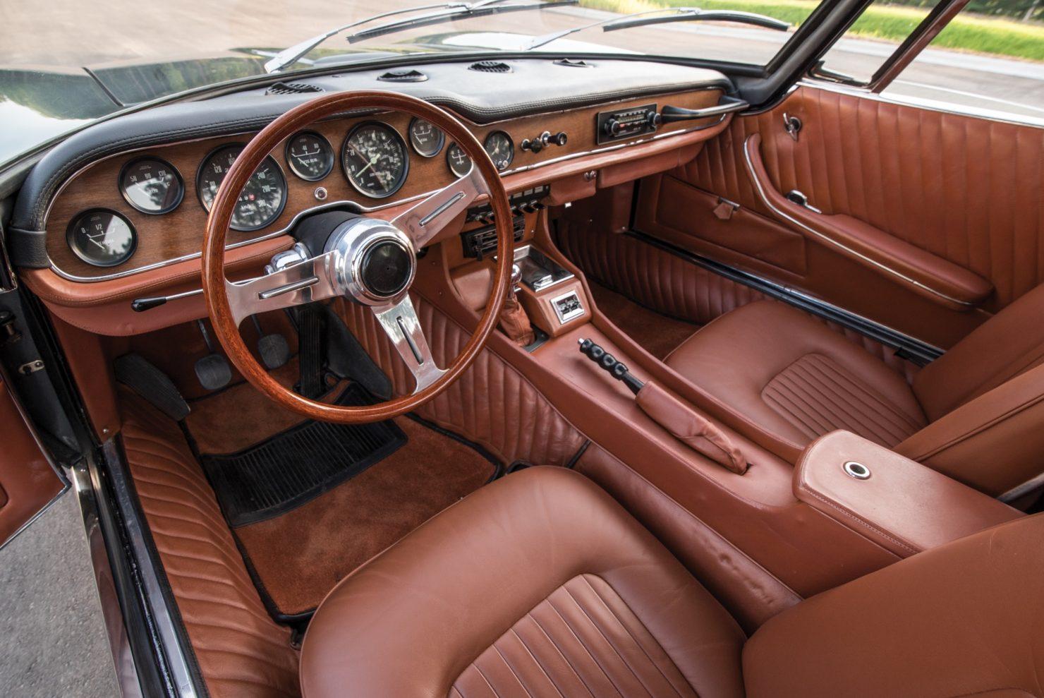 iso grifo car 4 1480x989 - 1966 Iso Grifo GL Series I
