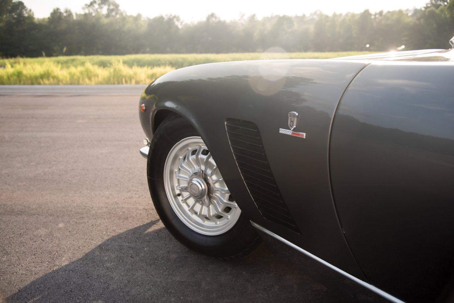 iso grifo car 9 1480x988 - 1966 Iso Grifo GL Series I