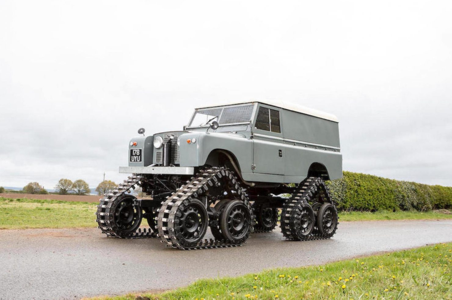 land rover Cuthbertson 15 1480x981 - 1958 Tracked Cuthbertson Land Rover