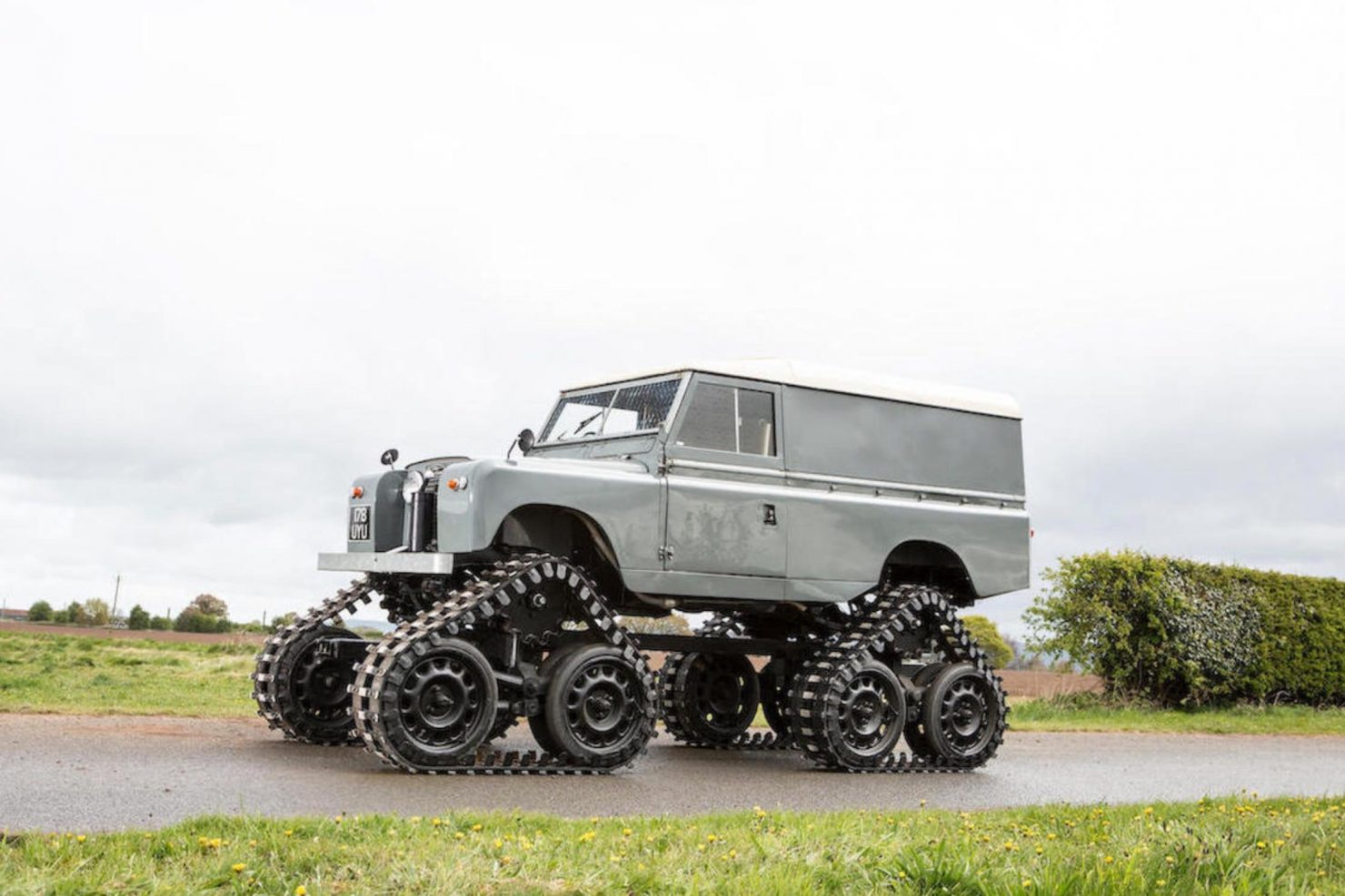 land rover Cuthbertson 16 1480x987 - 1958 Tracked Cuthbertson Land Rover