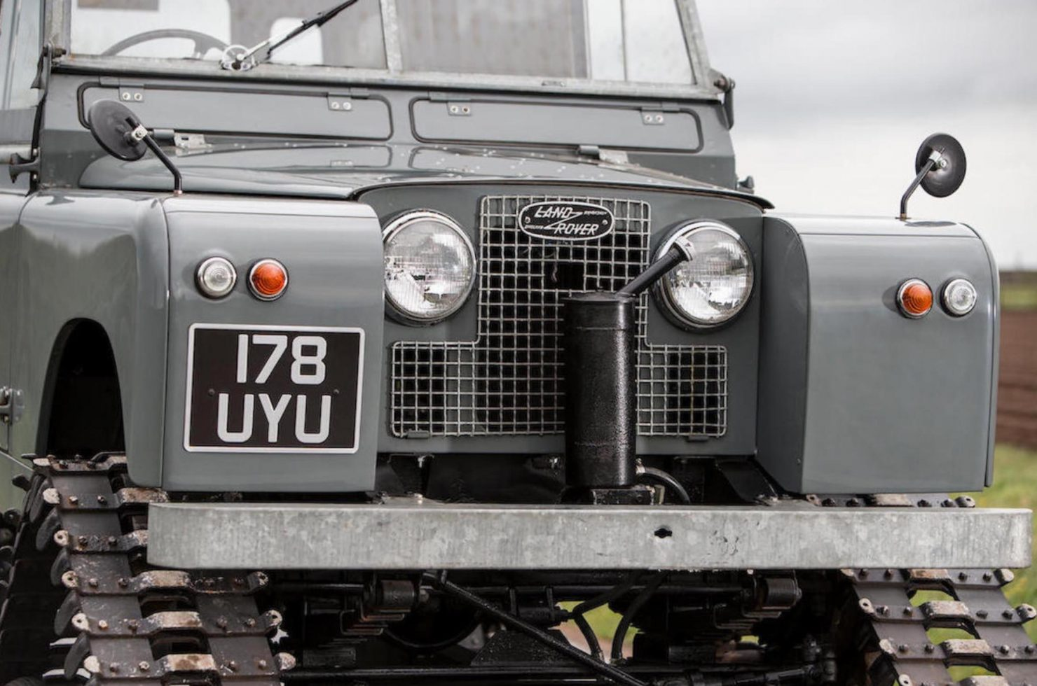 land rover Cuthbertson 7 1480x980 - 1958 Tracked Cuthbertson Land Rover