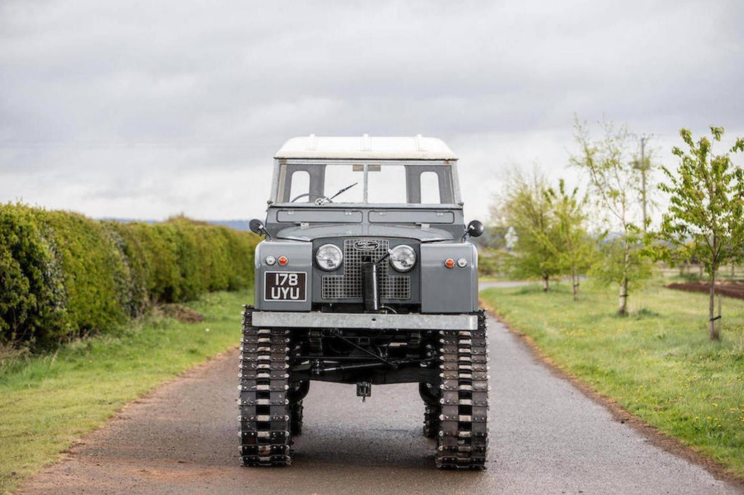 land rover Cuthbertson 8 1480x985 - 1958 Tracked Cuthbertson Land Rover