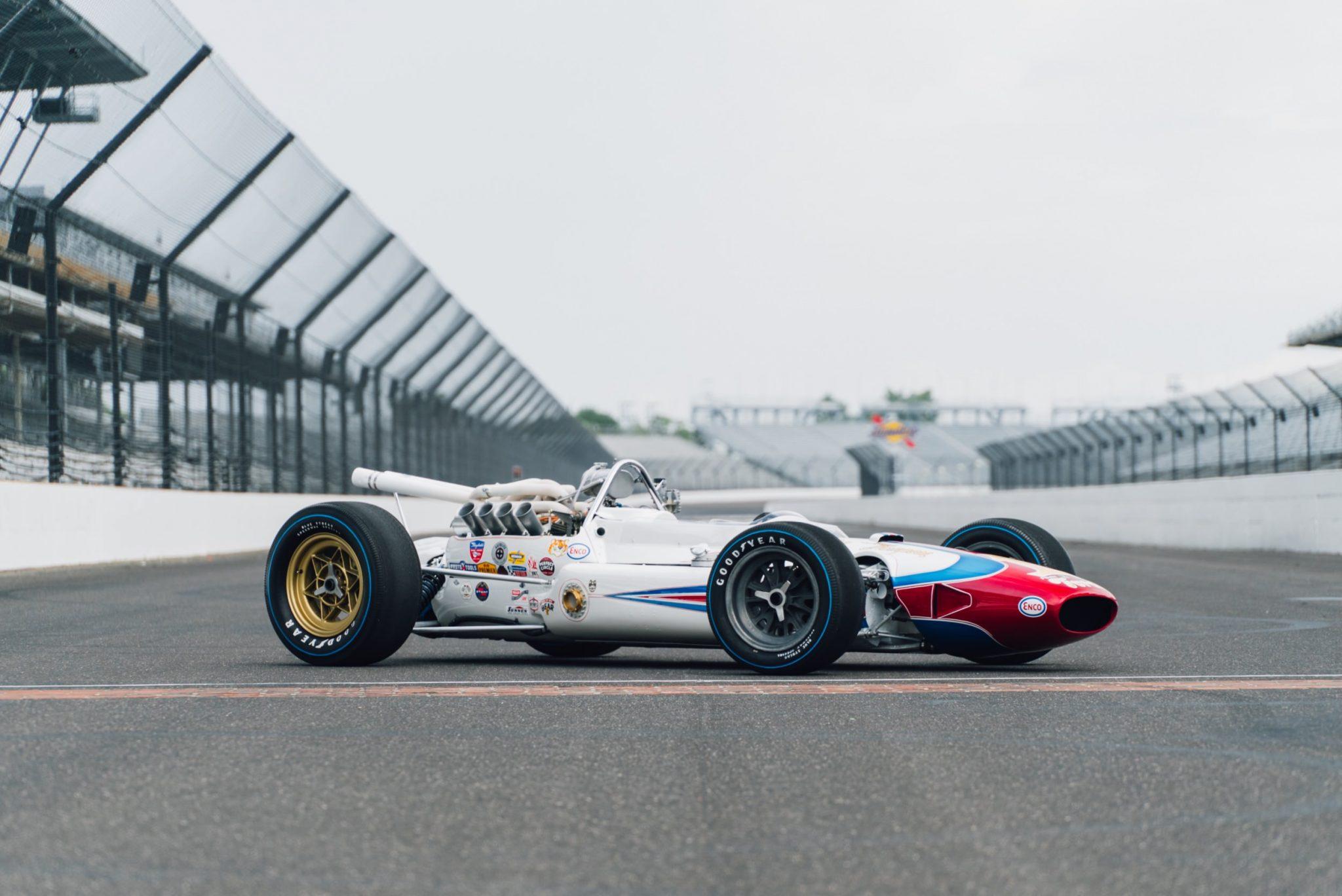 Walter Goodwin Race Car Restorations