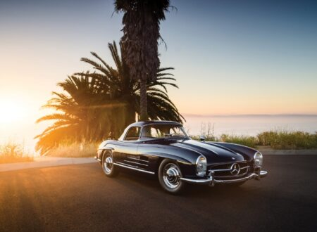 mercedes benz 300sl roadster 1 450x330 - 1960 Mercedes-Benz 300 SL Roadster