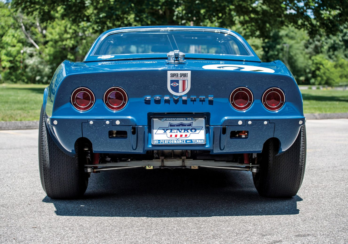 Chevrolet Corvette L88 5 1480x1040 - 1968 Chevrolet Corvette L88 Sunray-DX Race Car