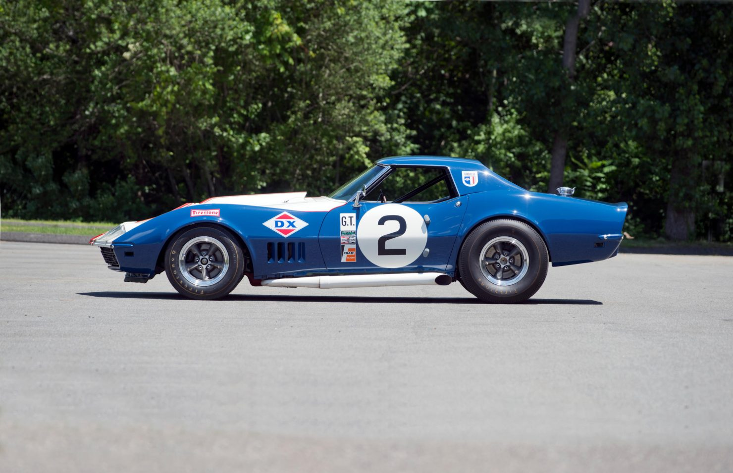 Chevrolet Corvette L88 9 1480x955 - 1968 Chevrolet Corvette L88 Sunray-DX Race Car