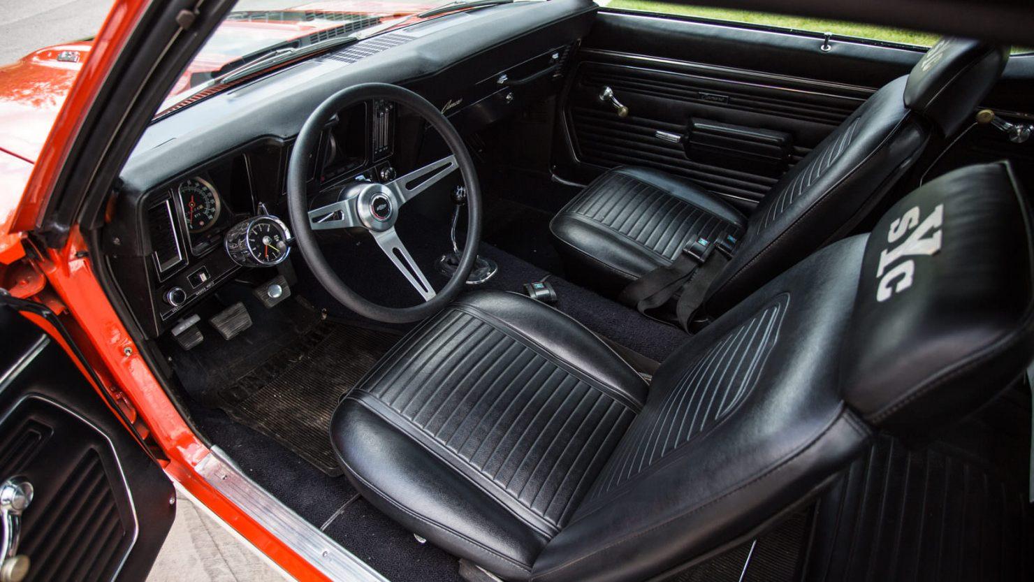 Chevrolet Yenko Camaro 10 1480x833 - 1969 Chevrolet Yenko Camaro