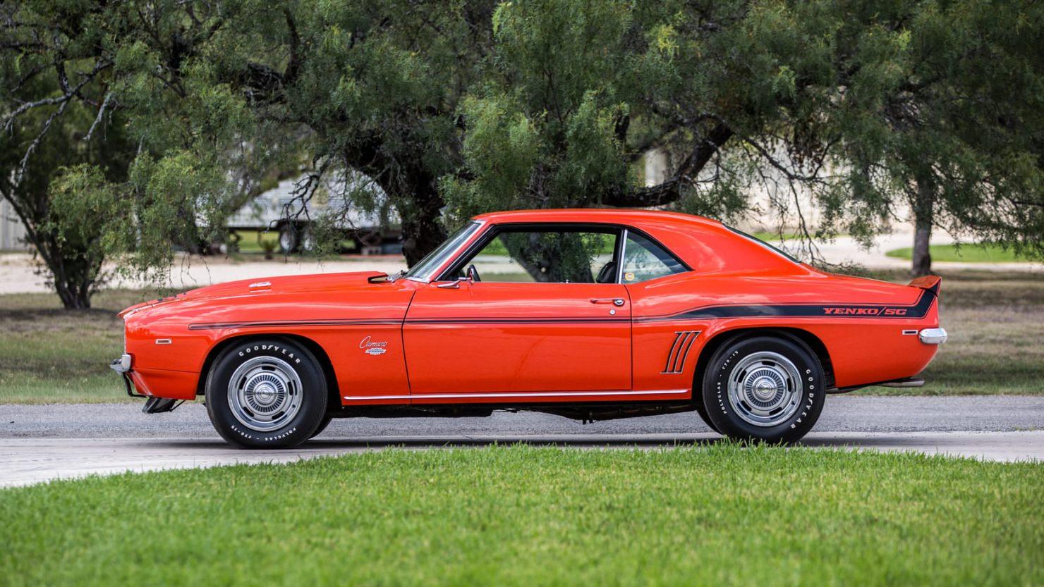 Chevrolet Yenko Camaro 6 1480x833 - 1969 Chevrolet Yenko Camaro