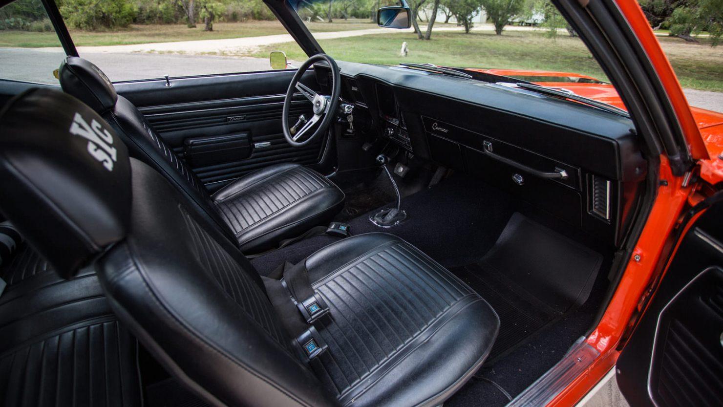 Chevrolet Yenko Camaro 9 1480x833 - 1969 Chevrolet Yenko Camaro