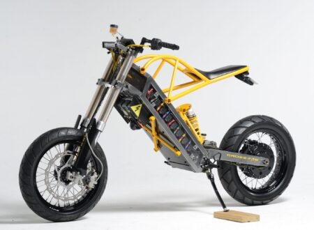 ExoDyne Electric Motorcycle 14 450x330 - ExoDyne Electric Motorcycle