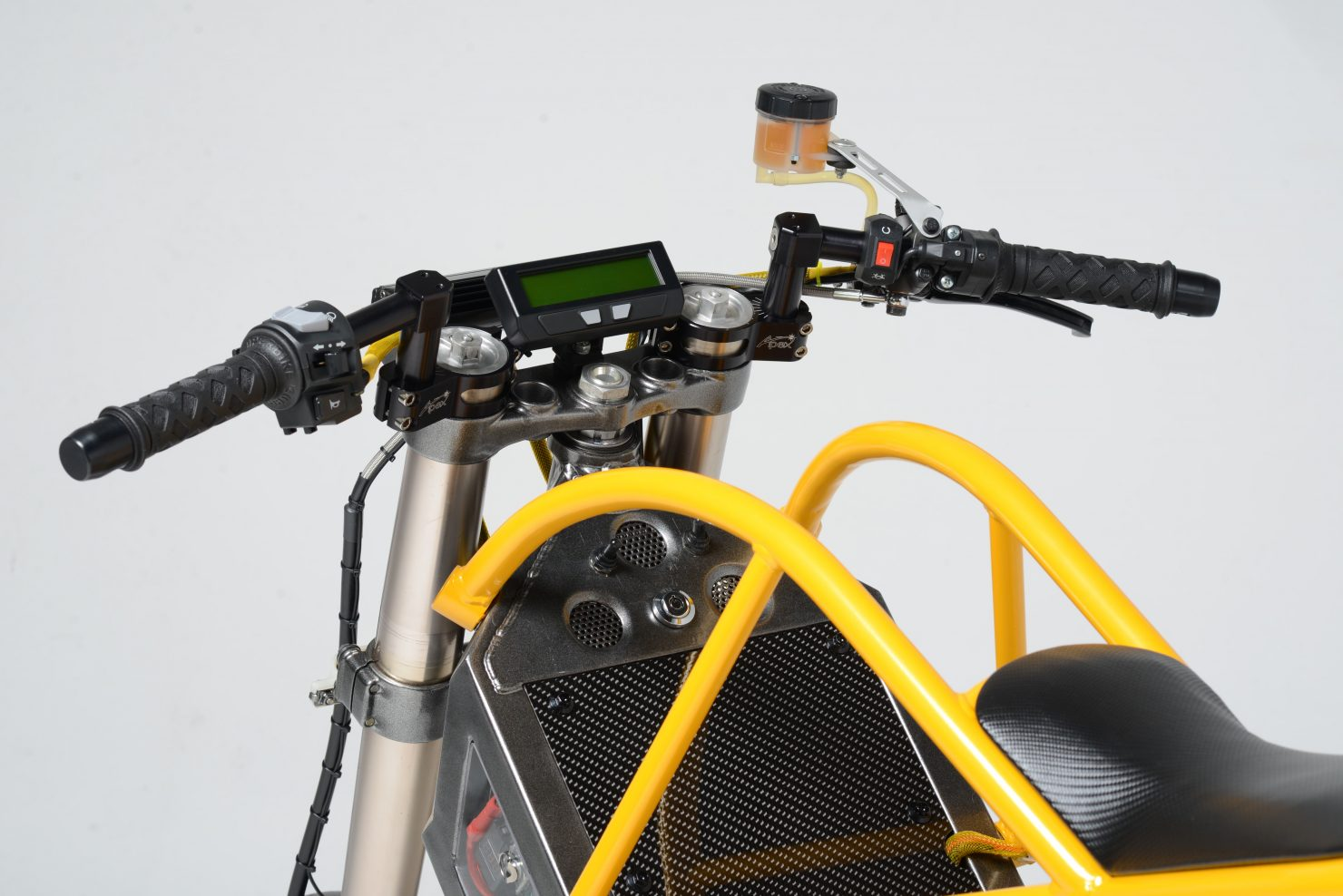 ExoDyne Electric Motorcycle 15 1480x988 - ExoDyne Electric Motorcycle