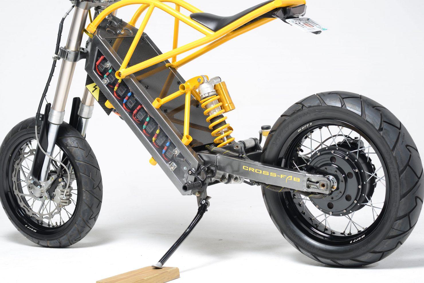 ExoDyne Electric Motorcycle 9 1480x988 - ExoDyne Electric Motorcycle