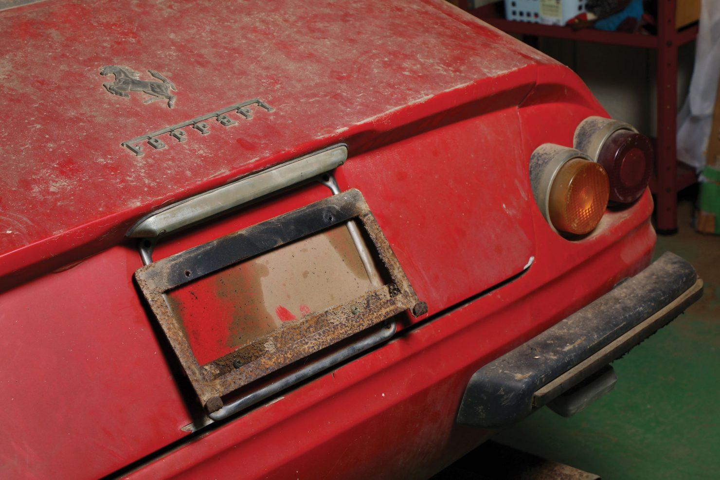 Ferrari 365 GTB4 Daytona Alloy 7 1480x987 - Barn Find: 1969 Ferrari 365 GTB/4 Daytona Alloy