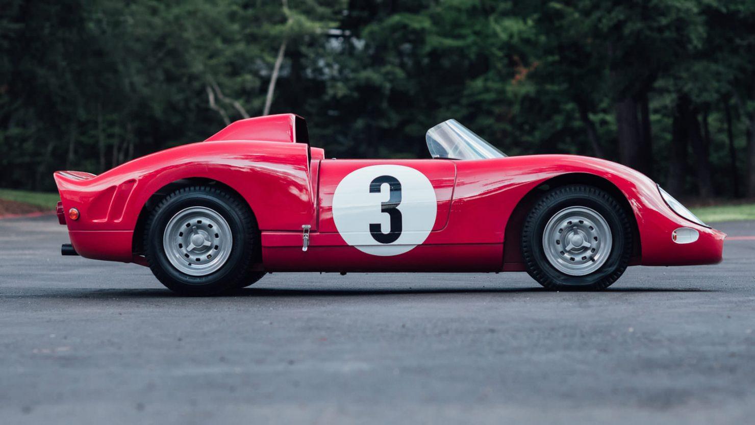 Ferrari Go Kart 3 1480x833 - Classic Car Go Karts
