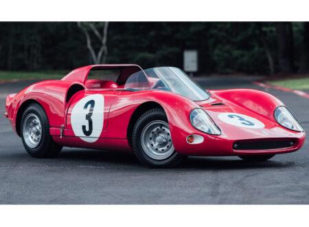 Ferrari Go Kart 5 450x330 - Classic Car Go Karts