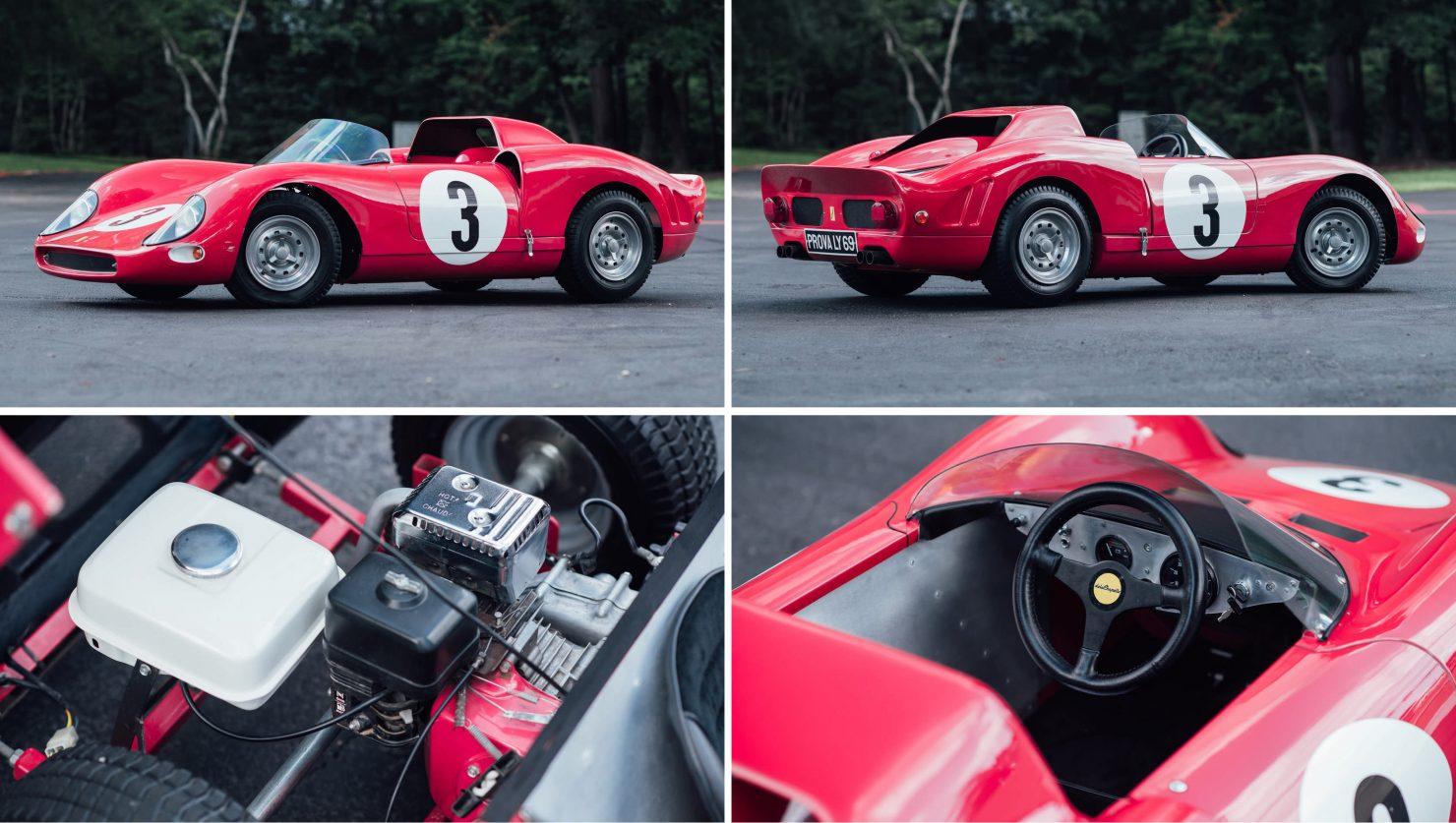 Ferrari Go Kart Collage 1480x837 - Classic Car Go Karts