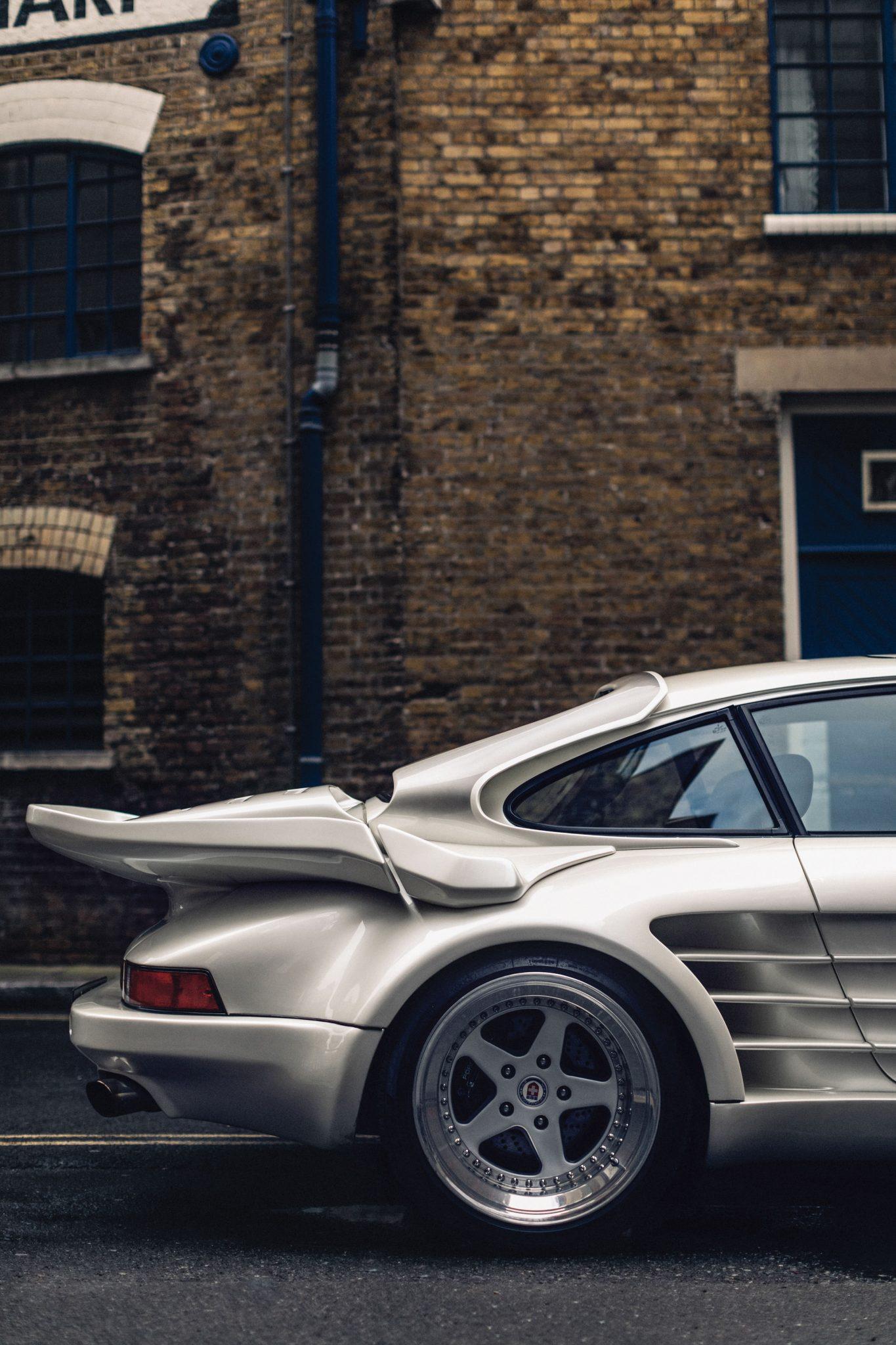 Porsche 911 Turbo S >> 1986 Gemballa Avalanche